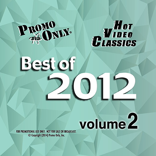 Best Of 2012 Vol. 2 Album Cover