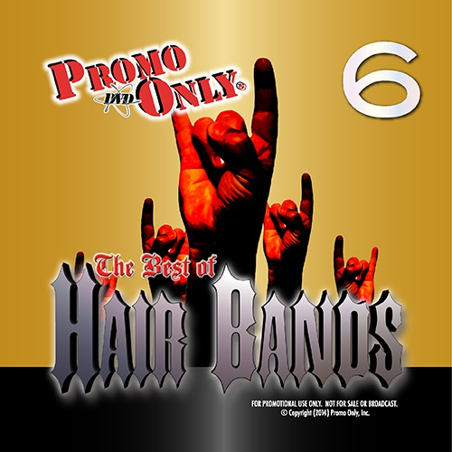 Best Of Hair Bands Vol. 6 Album Cover