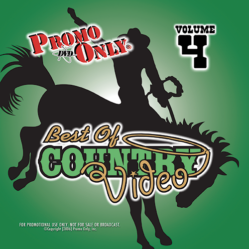 Best Of Country Video Vol. 4 Album Cover