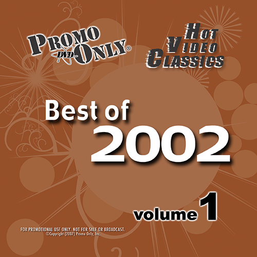 Best Of 2002 Vol. 1 Album Cover