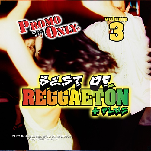 Best Of Reggaeton Vol. 3 Album Cover
