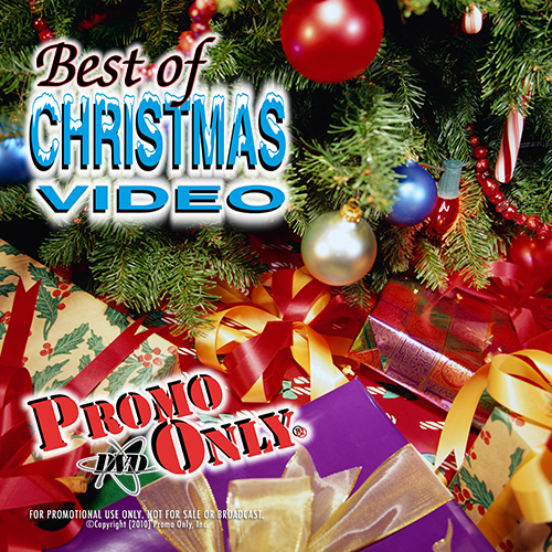 Best Of Christmas Video Album Cover