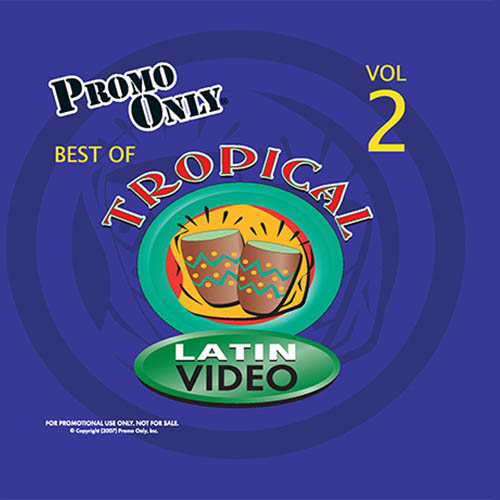 Best Of Tropical Latin Vol. 2 Album Cover