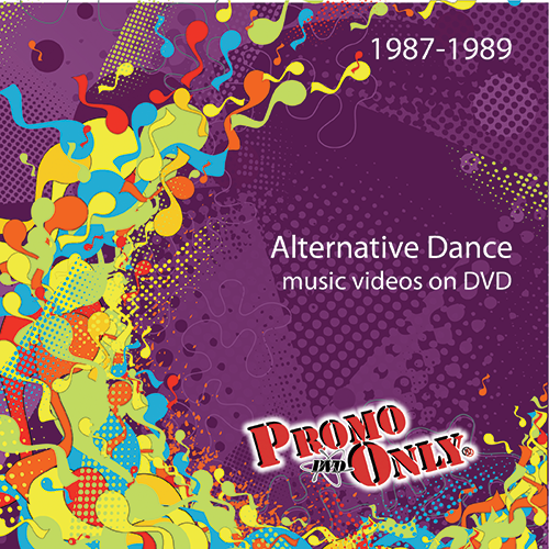 Alternative Dance 87-89 Vol. 1 Album Cover