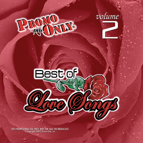 Best Of Love Songs Vol. 2 Album Cover