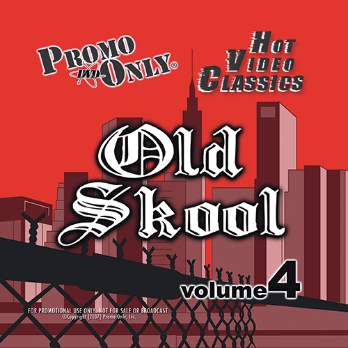 """Old Skool"" Vol. 4 Album Cover"