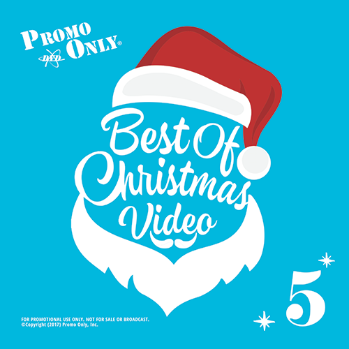 Best of Christmas Video volume 5 art