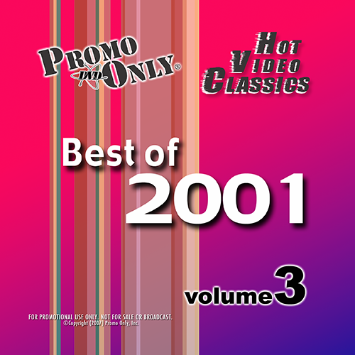 Best Of 2001 Vol. 3 Album Cover