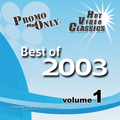 Best Of 2003 Vol. 1 Album Cover