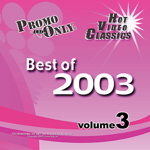 Best Of 2003 Vol. 3 Album Cover