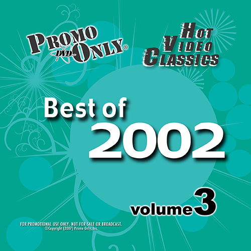 Best Of 2002 Vol. 3 Album Cover