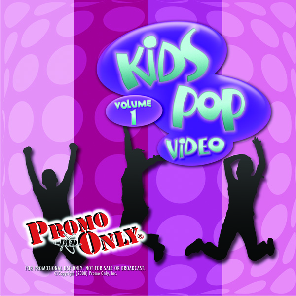 Best Of Kids Pop Volume 1 Album Cover