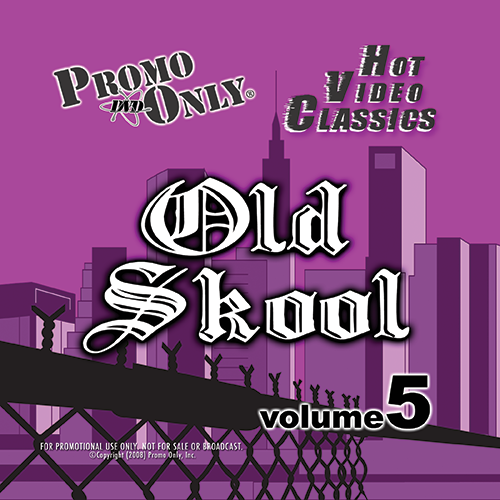 """Old Skool"" Vol. 5 Album Cover"