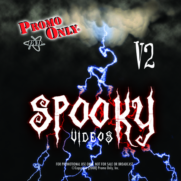 Spooky Videos Vol. 2 Album Cover