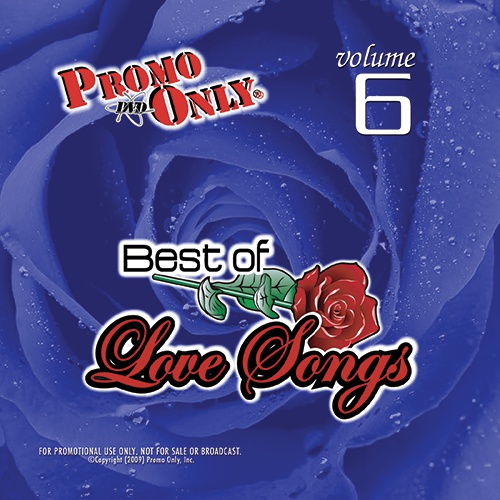Best Of Love Songs Vol. 6 Album Cover