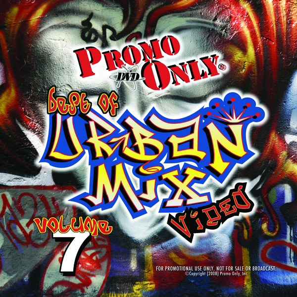 Urban Mix Video Vol. 7 Album Cover