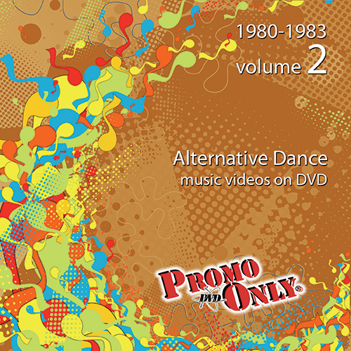 Alternative Dance  80-83 Vol. 2 Album Cover