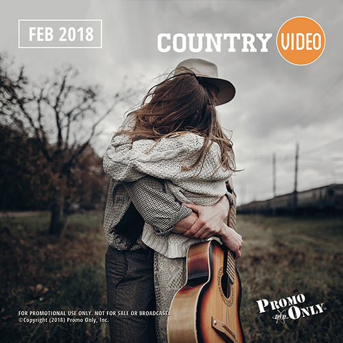 Country Video February, 2018 Album Cover