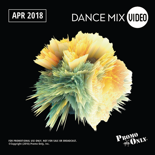 Dance Mix Video April, 2018 Album Cover