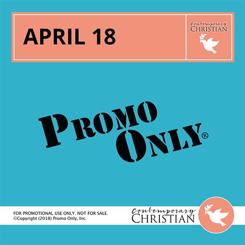 Contemporary Christian April, 2018 Album Cover