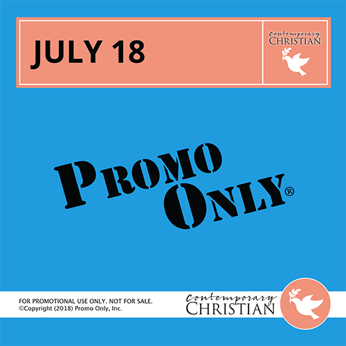 Contemporary Christian July, 2018 Album Cover