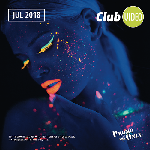Club Video July, 2018 Album Cover