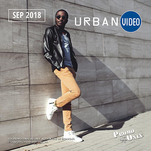 Urban Video September, 2018 Album Cover