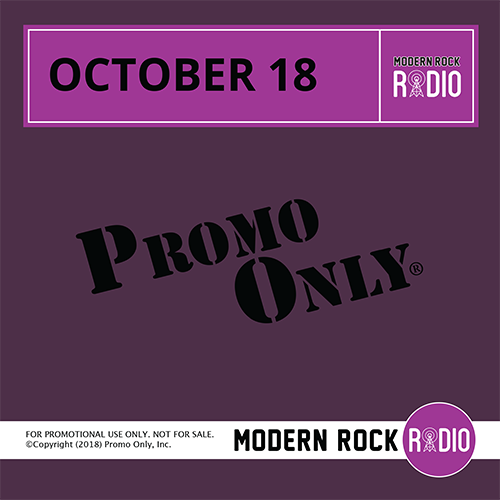 Modern Rock October, 2018 Album Cover
