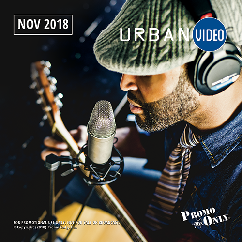 Urban Video November, 2018 Album Cover