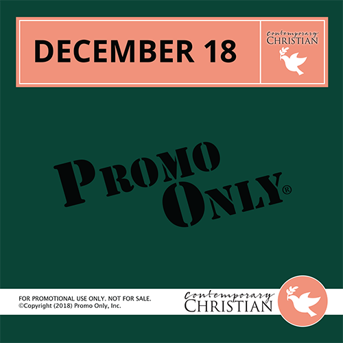 Contemporary Christian December, 2018 Album Cover
