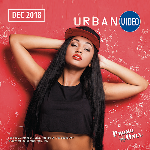 Urban Video December, 2018 Album Cover