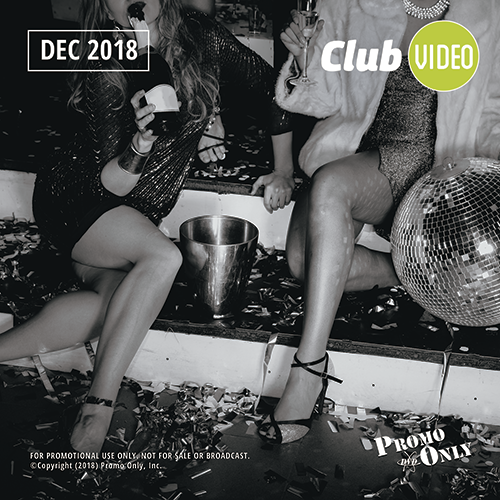 Club Video December, 2018 Album Cover