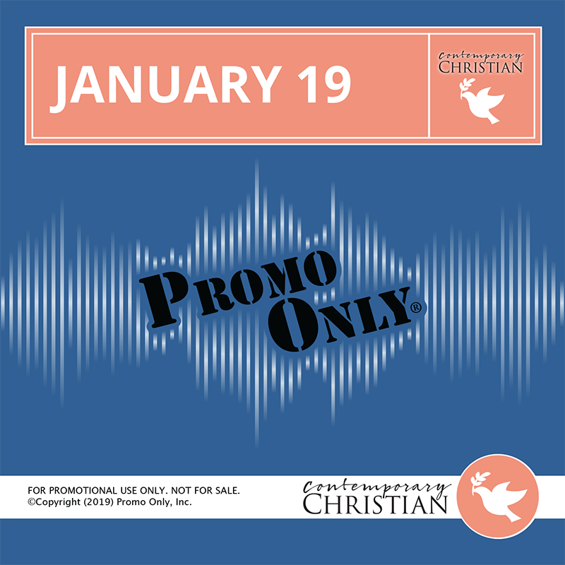 Contemporary Christian January, 2019 Album Cover