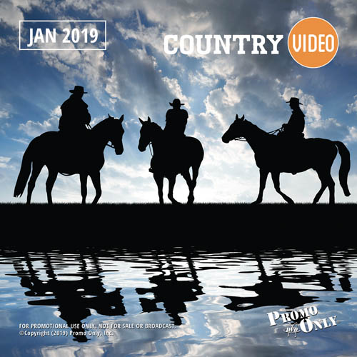 Country Video January, 2019 Album Cover