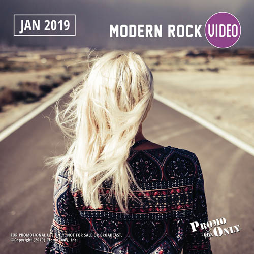 Modern Rock Video January, 2019 Album Cover