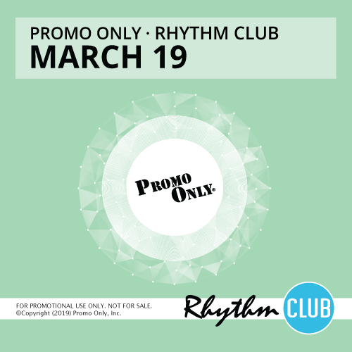 Rhythm Club March, 2019 Album Cover