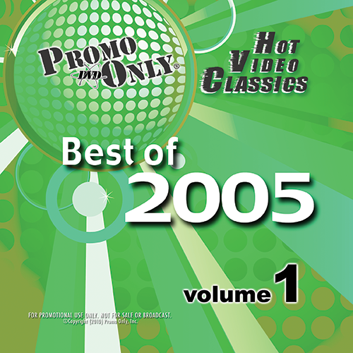 Best Of 2005 Vol. 1 Album Cover