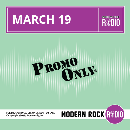 Modern Rock March, 2019 Album Cover