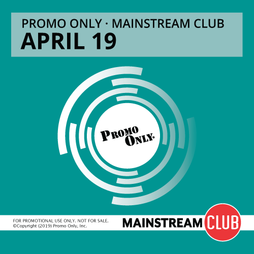 Mainstream Club April, 2019 Album Cover
