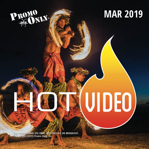 Hot Video March, 2019 Album Cover