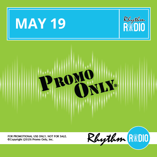 Rhythm Radio May, 2019 Album Cover