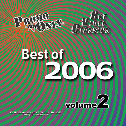 Best Of 2006 Vol. 2 Album Cover