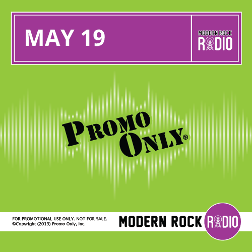 Modern Rock May, 2019 Album Cover
