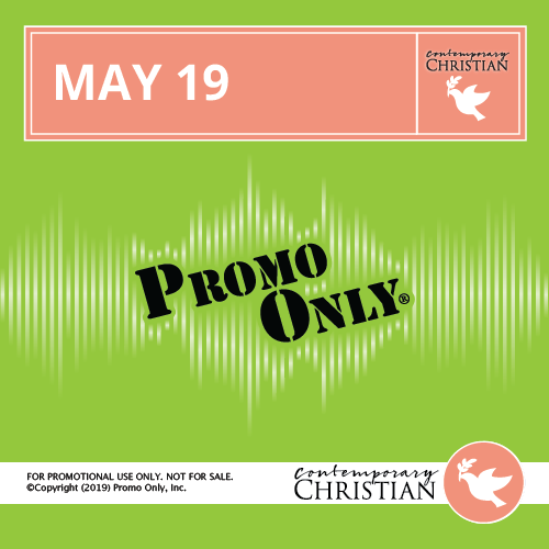 Contemporary Christian May, 2019 Album Cover