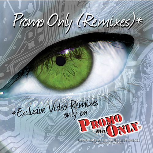 Promo Only (Remixes) Album Cover