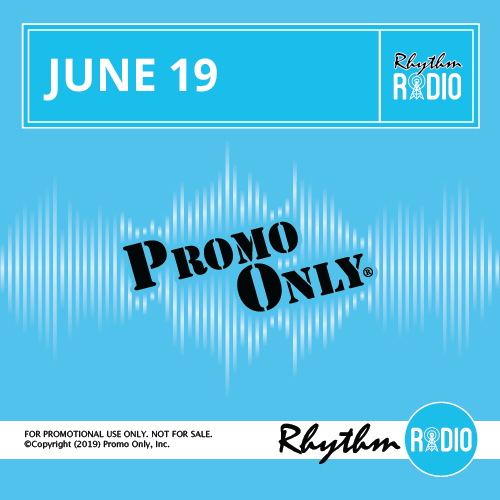Rhythm Radio June, 2019 Album Cover