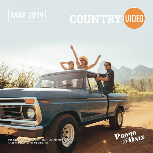Country Video May, 2019 Album Cover