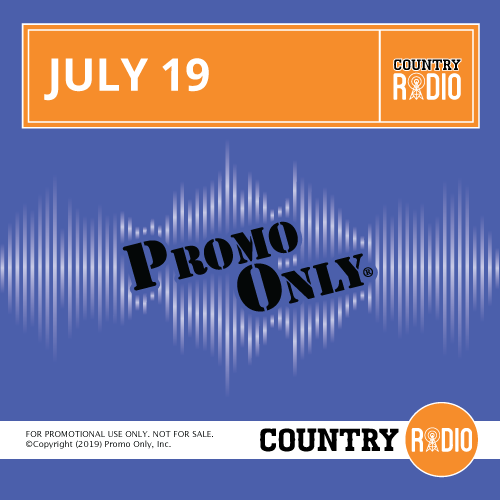 Country July, 2019 Album Cover