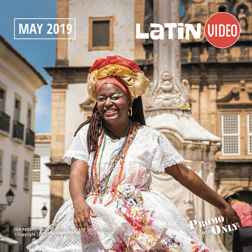 Latin Video May, 2019 Album Cover