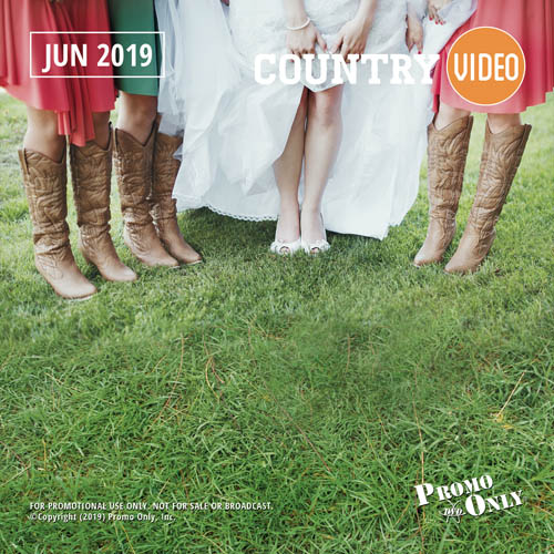 Country Video June, 2019 Album Cover